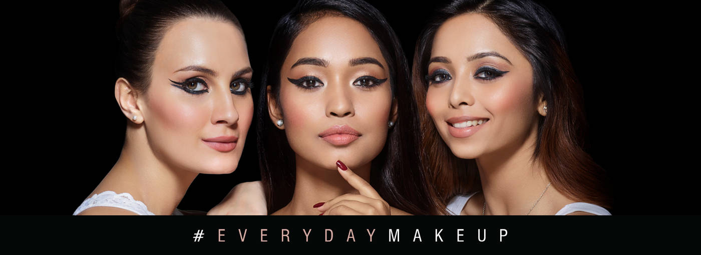 Everyday makeup banner image