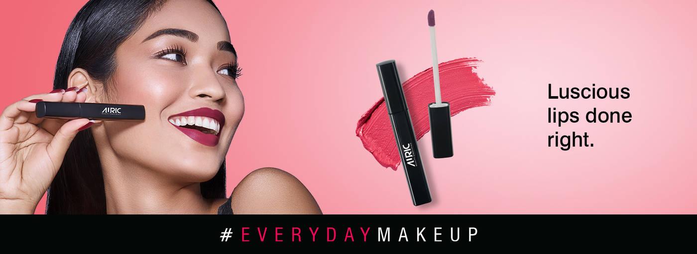 Lipsticks banner image