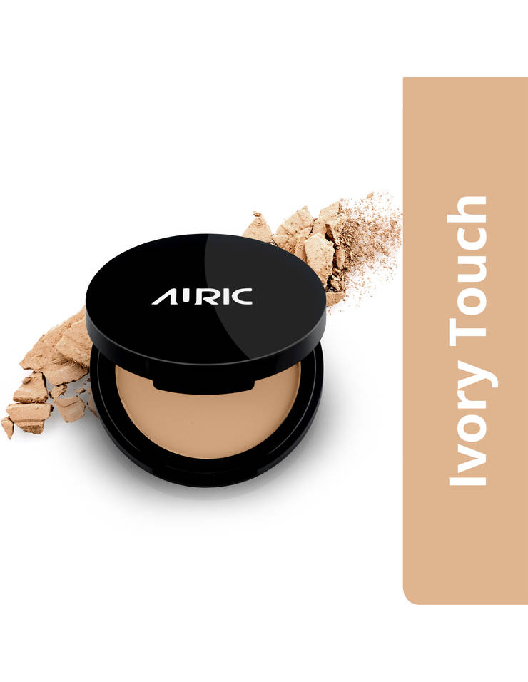 Auric BlendEasy Compact, Ivory Touch