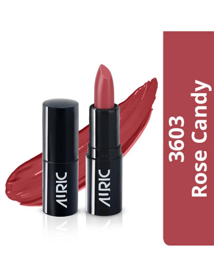 Auric Mini MoistureLock Lipstick, Rose Candy, 1.5 g