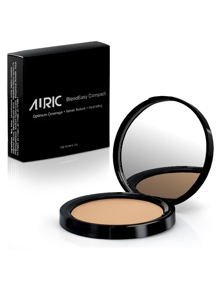Auric BlendEasy Compact, Earthy Tan